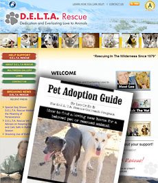 Delta Rescue Super Sanctuary & Leo Grillo